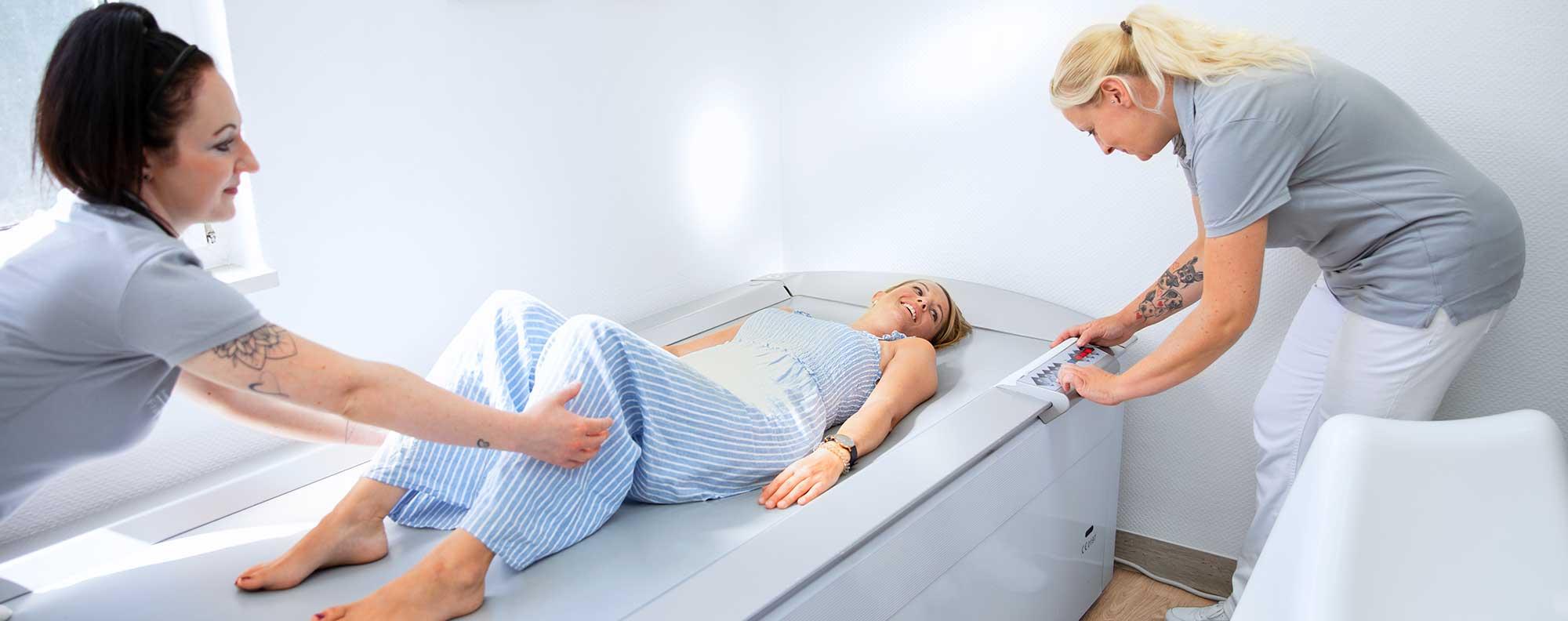 Hydrojet Therapie Ortho Center Professor Omlor